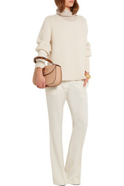Alexander McQueen Wool flared pants