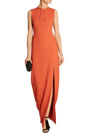 Jason Wu Backless crepe gown