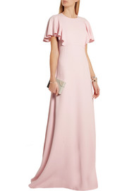 Giambattista Valli Stretch-crepe gown
