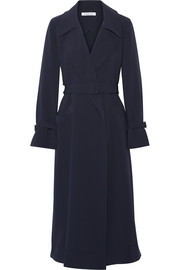 Elizabeth and James Bailey crepe trench coat