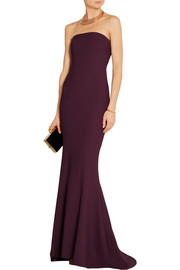 Elizabeth and James Kendra stretch-ponte gown
