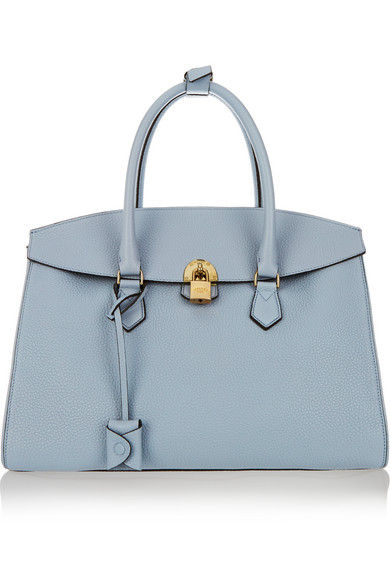 50c1947182 Mallet   Co. Zeus textured-leather tote. £697. Zoom In