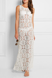 Jamie lace maxi dress