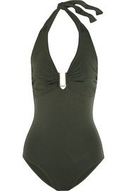 Tampa halterneck swimsuit
