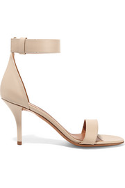 Givenchy Retra sandals in beige leather