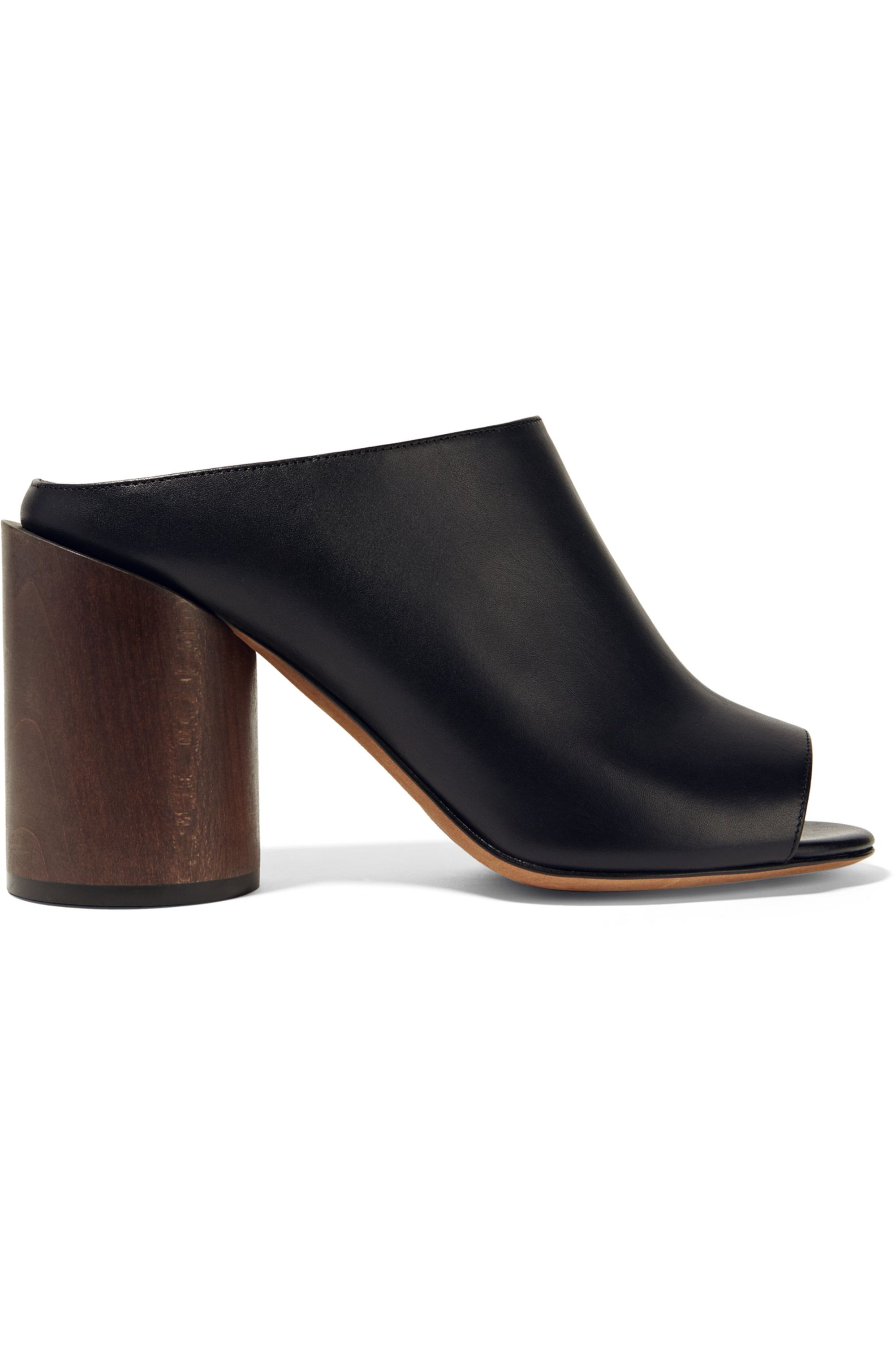Givenchy Ramia leather mules