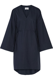 Acne Studios Calida oversized cotton-poplin dress