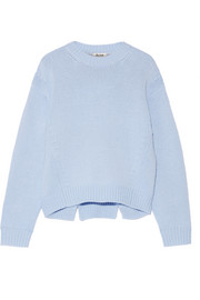 Shora wool and cashmere-blend sweater