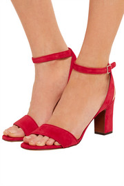 Leticia suede sandals