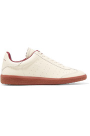Étoile Bryce perforated leather sneakers