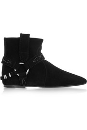 Étoile Ralf suede ankle boots