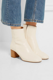 Étoile Drew leather ankle boots