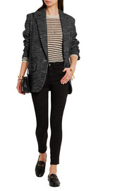Étoile Isabel Marant Ivor wool and cotton-blend coat