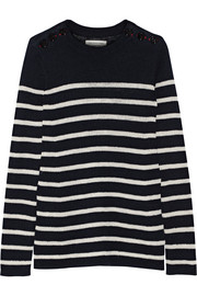 Emsley Breton striped knitted sweater