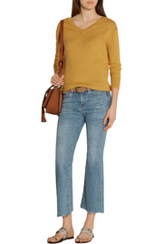 Étoile Isabel Marant Kinsey cotton and wool-blend sweater