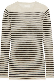 Deward striped knitted sweater