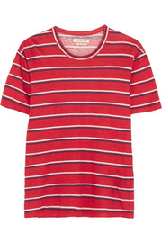 Ken striped linen T-shirt