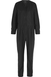 Nuk cotton-poplin jumpsuit