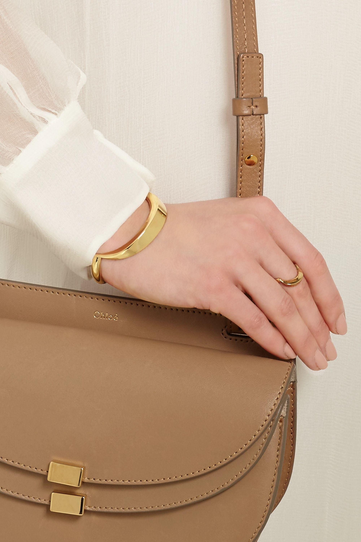 Chloé Isalis gold-tone cuff