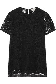 Victoria Beckham Corded lace top