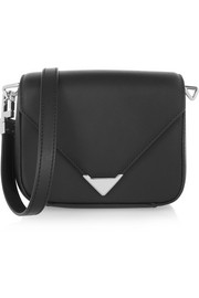 Prisma mini leather shoulder bag