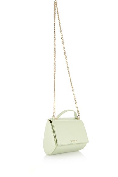 9f62a3aca5 Givenchy. Mini Pandora Box shoulder bag in mint leather