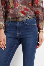 Isabel Marant Zap leather belt
