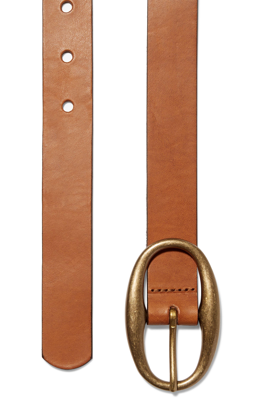 Isabel Marant Étoile Caitlyn leather belt