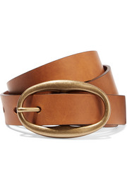 Caitlyn leather belt