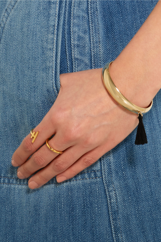 Isabel Marant Berbere gold-tone bracelet