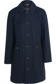Rochefort woven cotton coat
