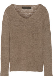 The Elder Statesman Flaco cashmere sweater
