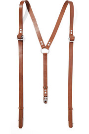 Maison Margiela Leather suspenders