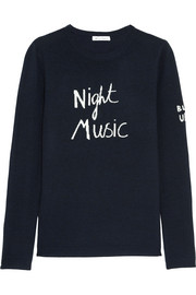 Night Music merino wool sweater