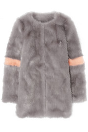 Ariel faux fur coat