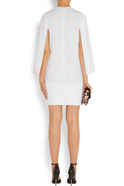 Givenchy Mini dress in white stretch-crepe
