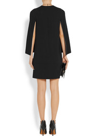 Givenchy Mini dress in black stretch-crepe