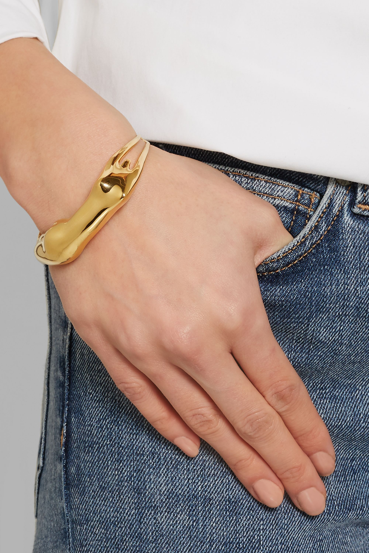 Aurélie Bidermann Body gold-plated cuff