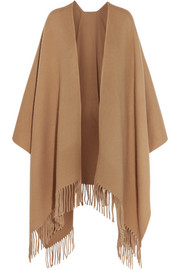 Acne Studios Fringed wool wrap