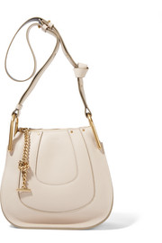 Chloé Hayley mini textured-leather shoulder bag