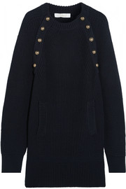 Chloé Oversized wool sweater dress