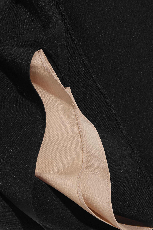 Chloé Iconic silk crepe de chine tank