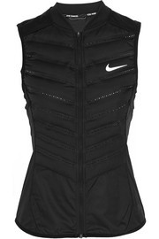 Aeroloft quilted shell vest