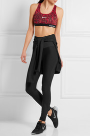 Zoned Sculpt Dri-FIT mesh-paneled stretch-jersey leggings