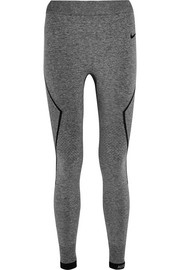 Pro Hyperwarm Limitless stretch-jersey leggings