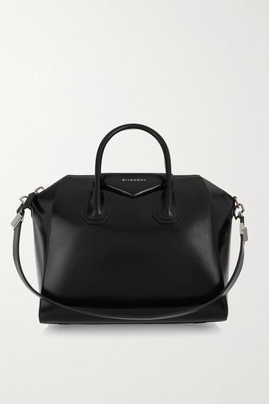 Antigona Medium Leather Tote by Givenchy