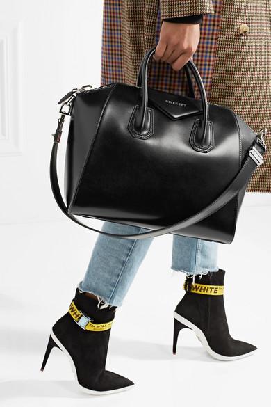 Givenchy. Antigona medium leather tote 32414551535f2