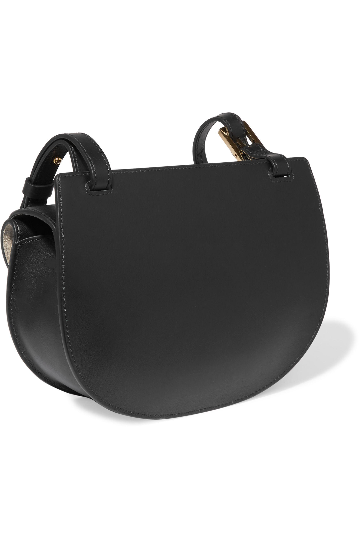 Chloé Georgia leather shoulder bag