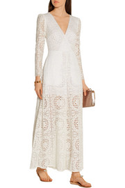 Temperley London Nomi lace jumpsuit