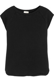 Saint Laurent Cotton-terry top